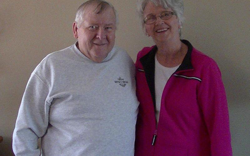 Mr. and Mrs. Clemens will celebrate their 50th wedding anniversary this year.