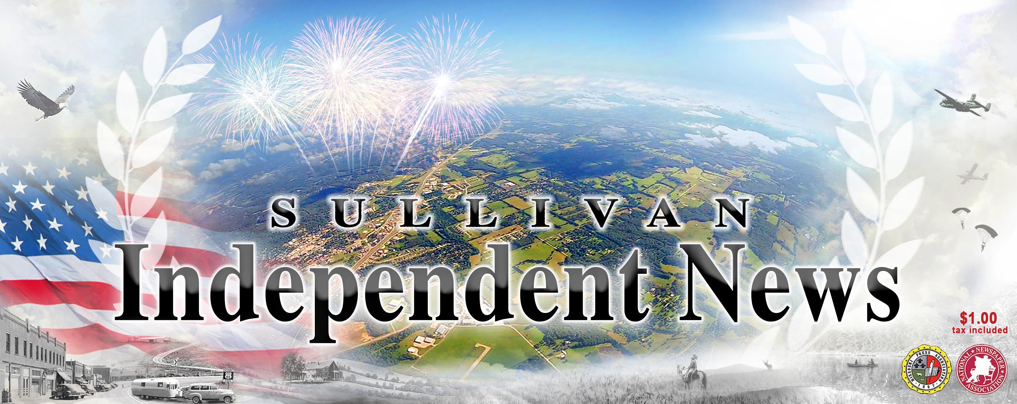 Sullivan Independent News Logo